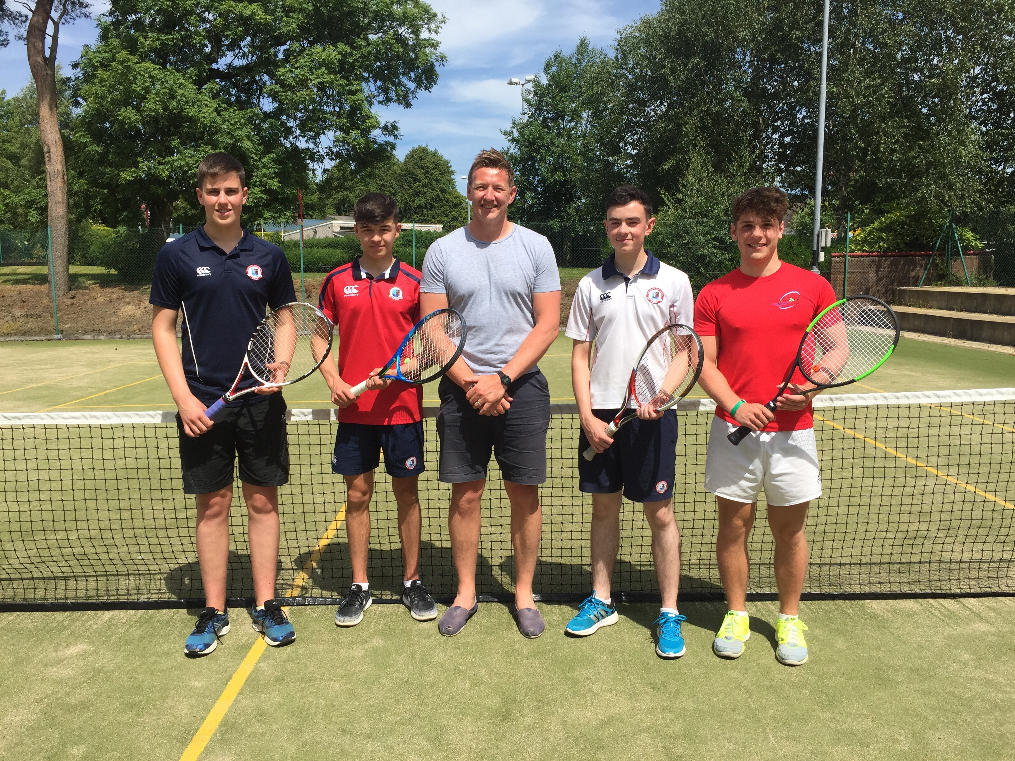 Ballyclare High School Tennis